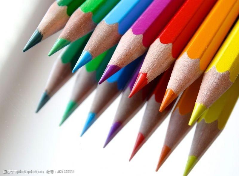 学习办公画笔图片