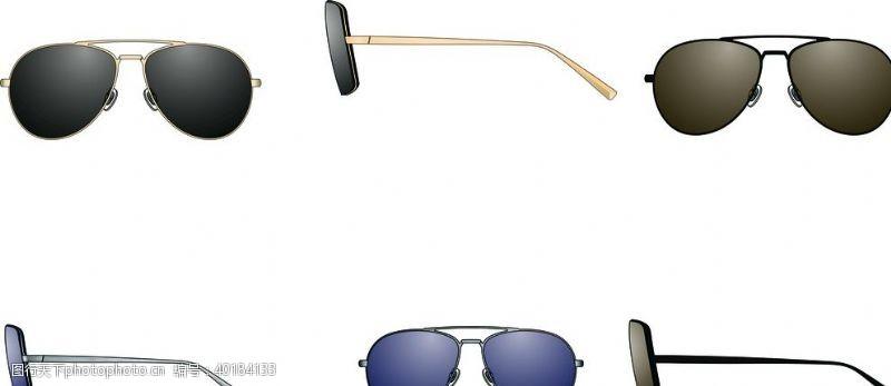 太阳镜矢量眼镜图片