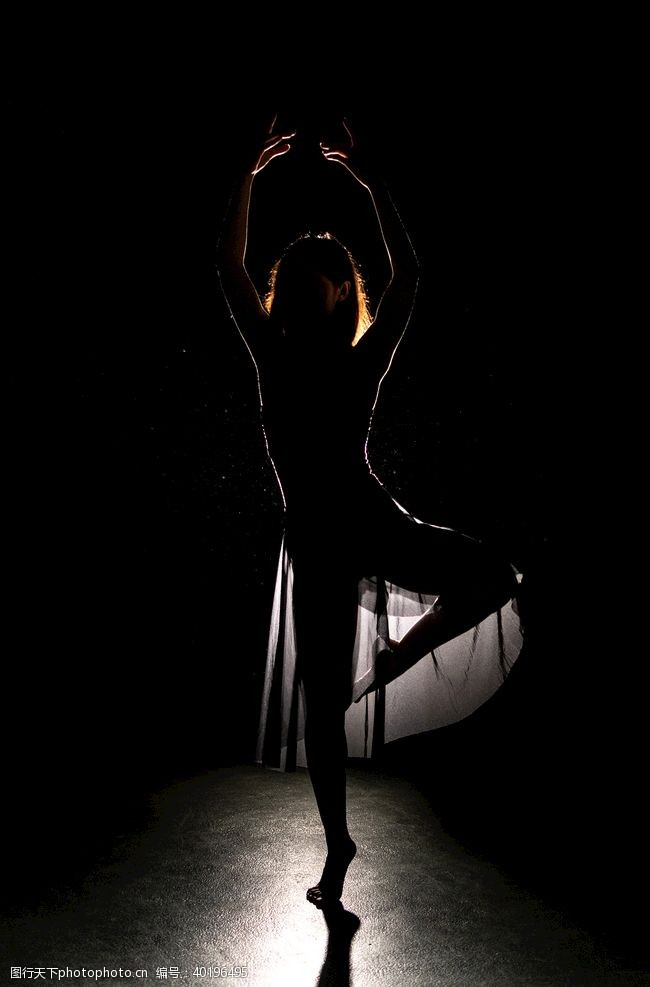 跳舞人图片