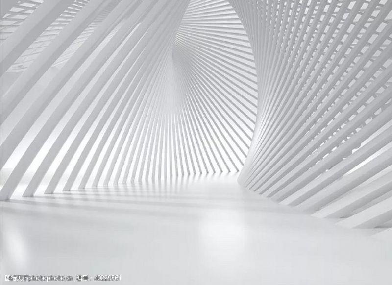 淘宝广告白色图片