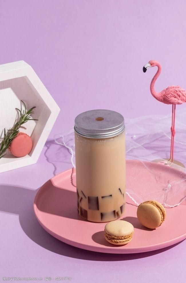 奶茶单奶茶图片