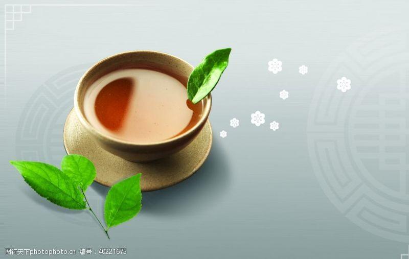 茶包装茶叶茶文化茶叶素材图片