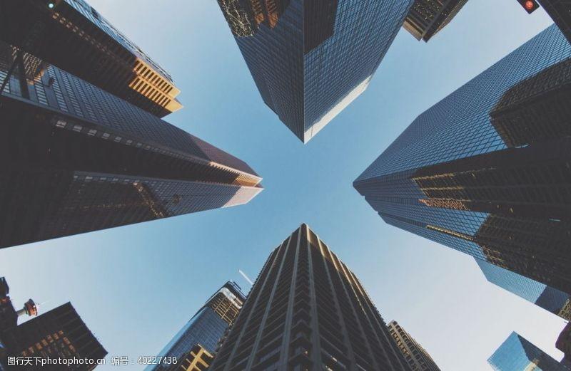 建筑外观城市建筑摄影图片