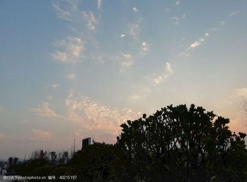 绿色素材公园素材图片蓝天白云