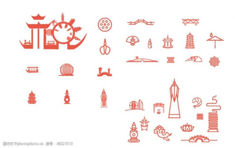建筑家居杭州建筑图片