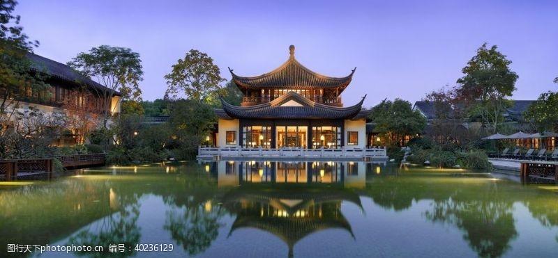 杭州西子湖图片