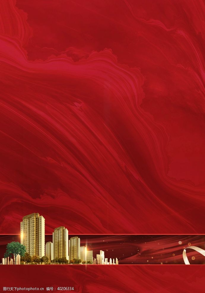 大背景红色背景图片