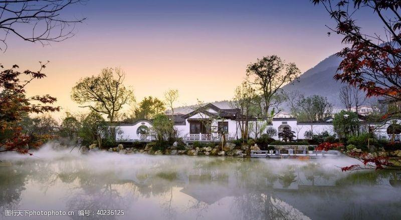 杭州理想小镇图片