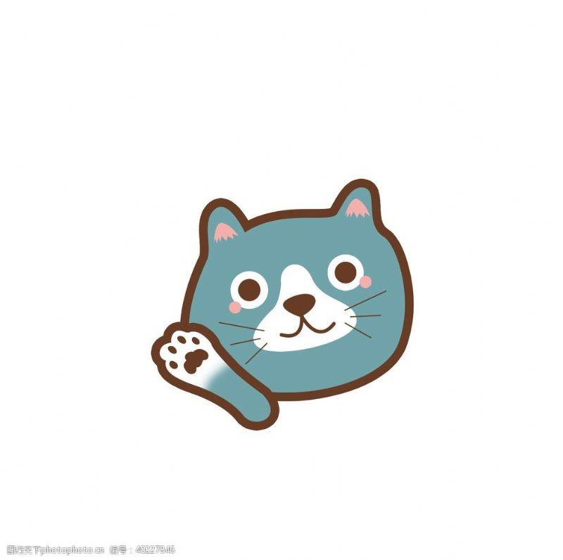 猫表情包图片