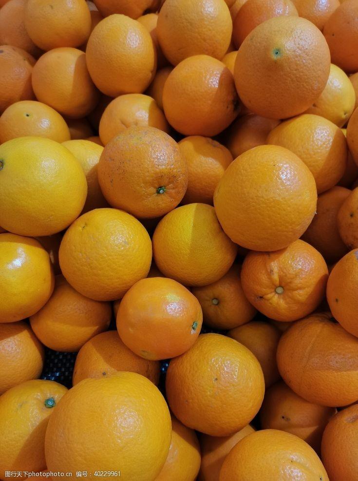 橘子脐橙图片