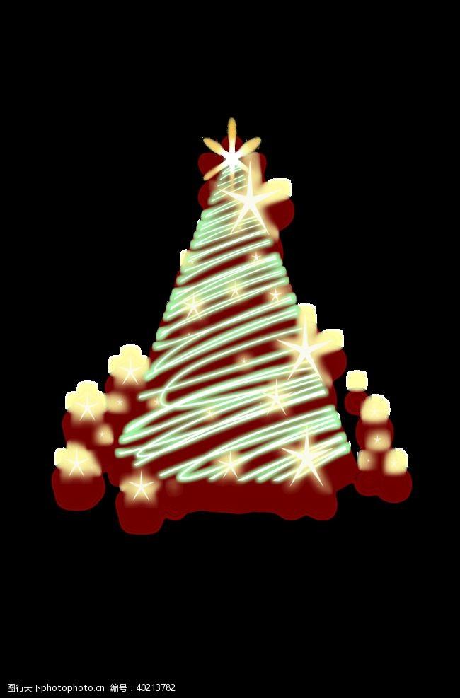 圣诞星星圣诞图片