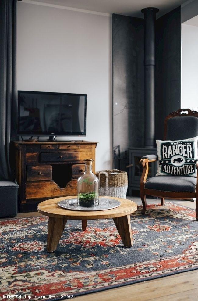 欧式风格室内图片