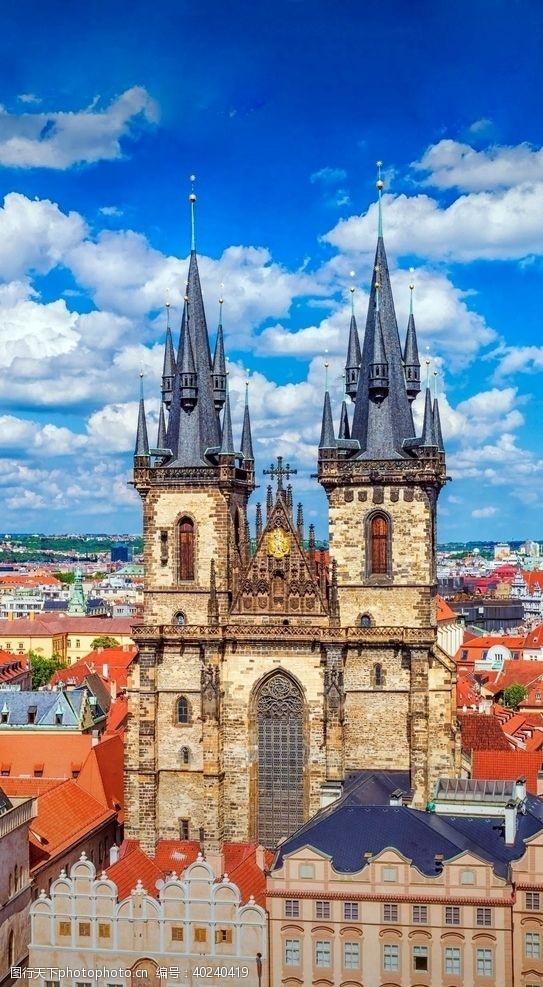 钟楼城堡图片