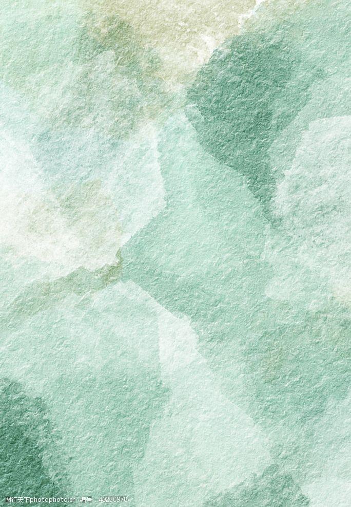 凹凸抽象水彩晕染背景图片