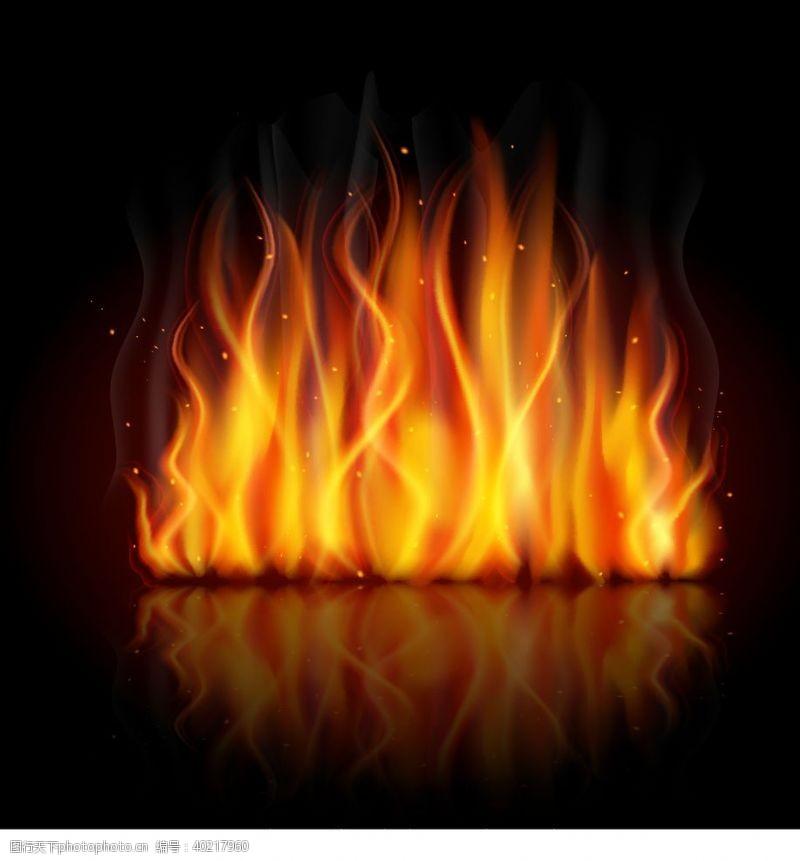 火光火焰图片