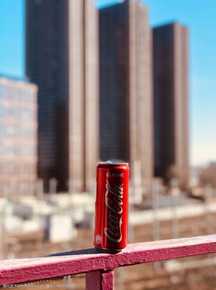 汽水可乐图片