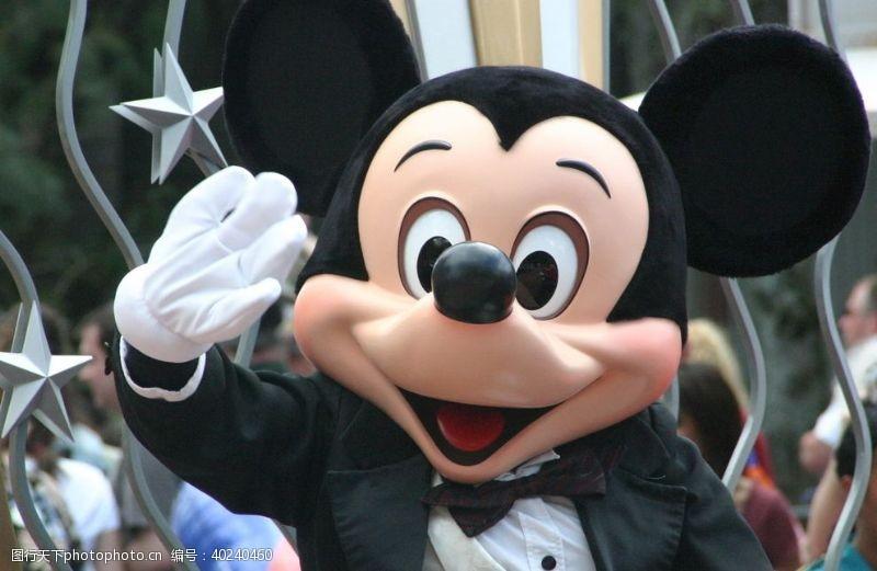 成人米老鼠波手米老鼠华特迪士图片
