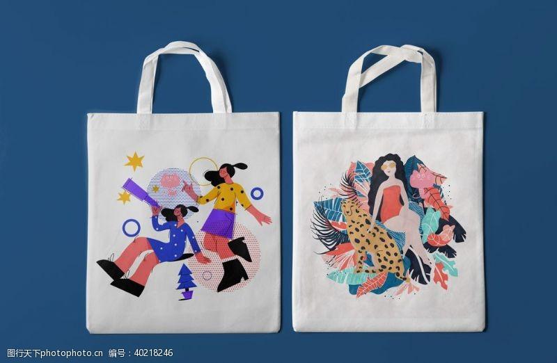手提袋设计手提袋图片