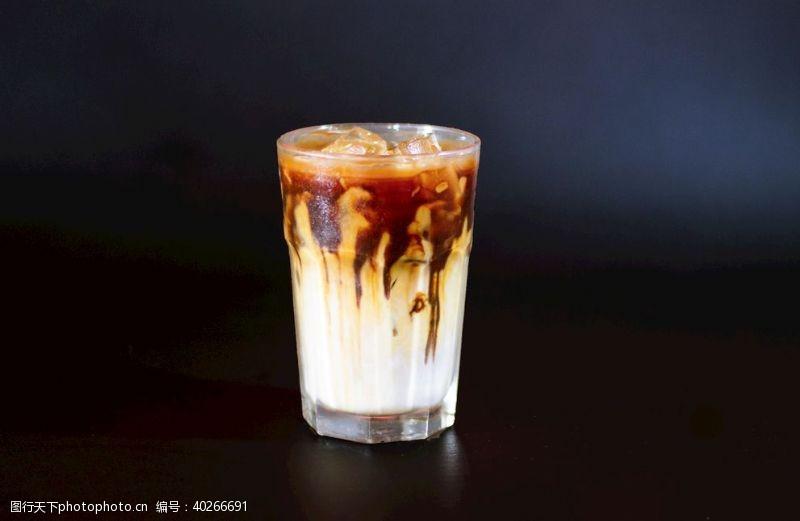 饮料冰摩卡咖啡图片
