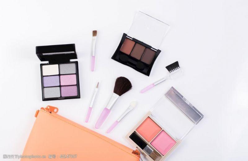 彩妆摄影图片