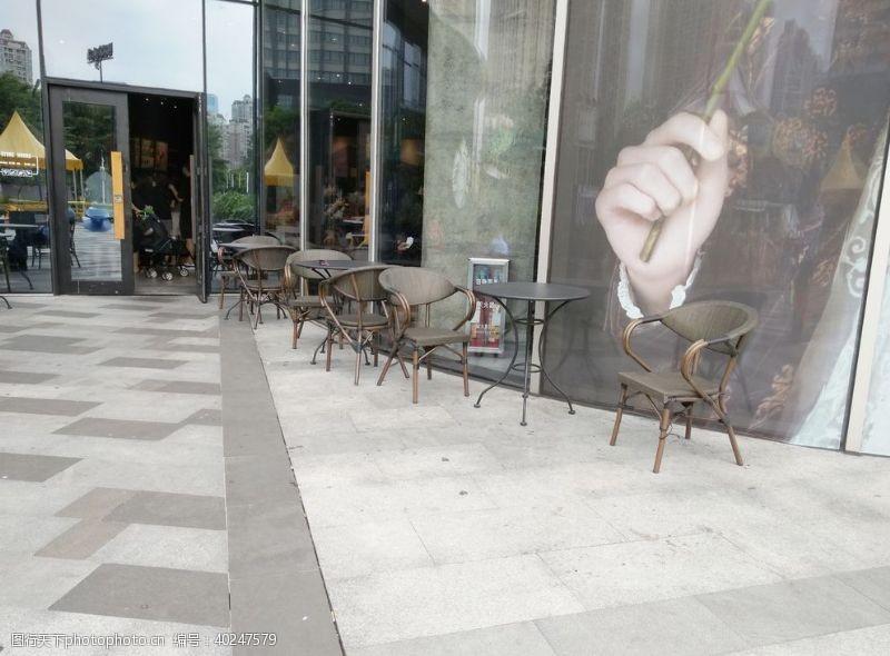 椅子店面设计图片