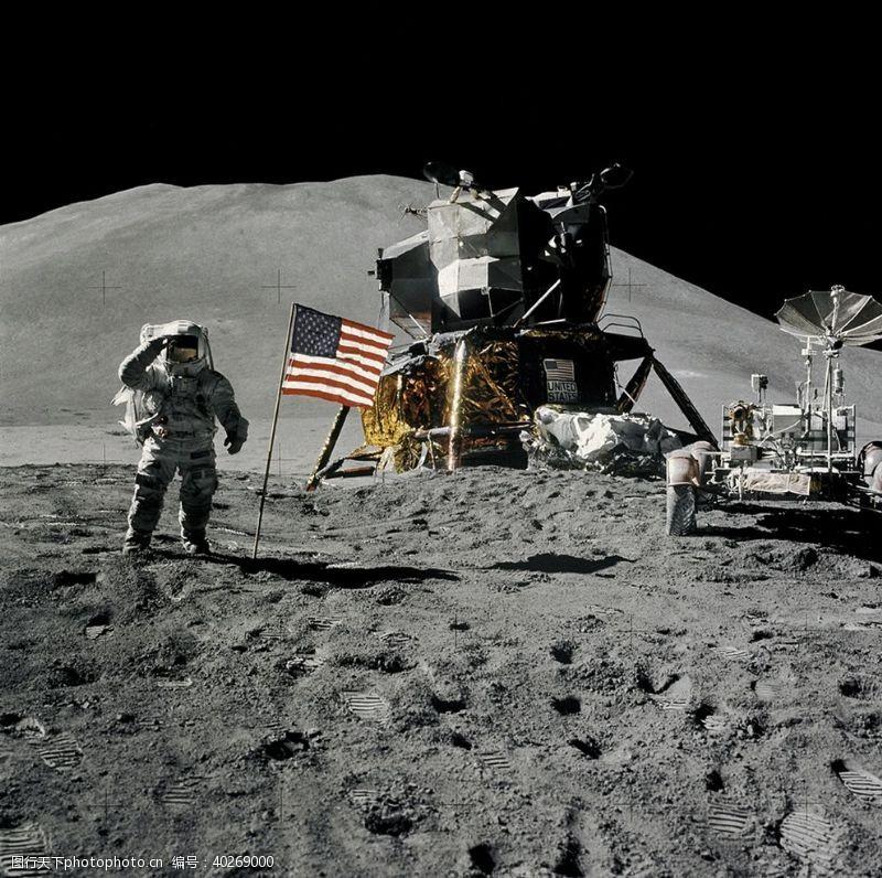 火星航天器载人火箭航天科技图片