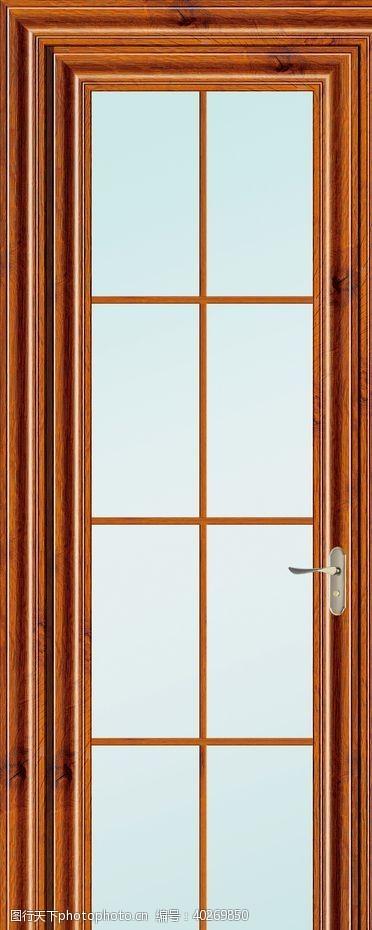 厕所晶泳花梨平开门厨房门阳台图片