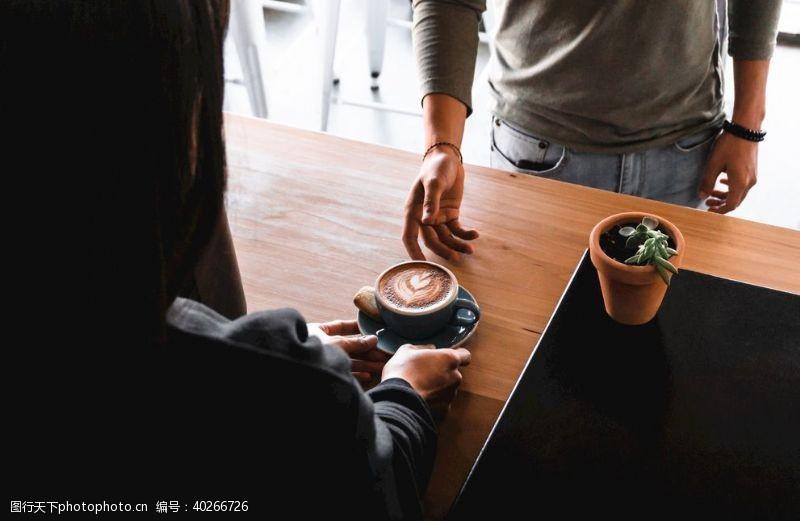 烘焙咖啡图片