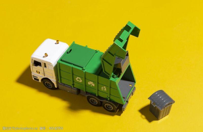 垃圾桶垃圾分类图片