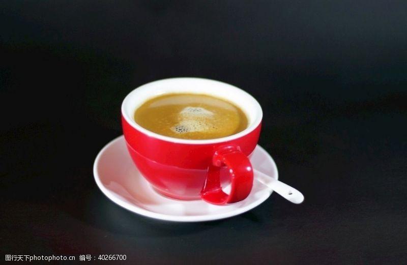饮料美式咖啡图片