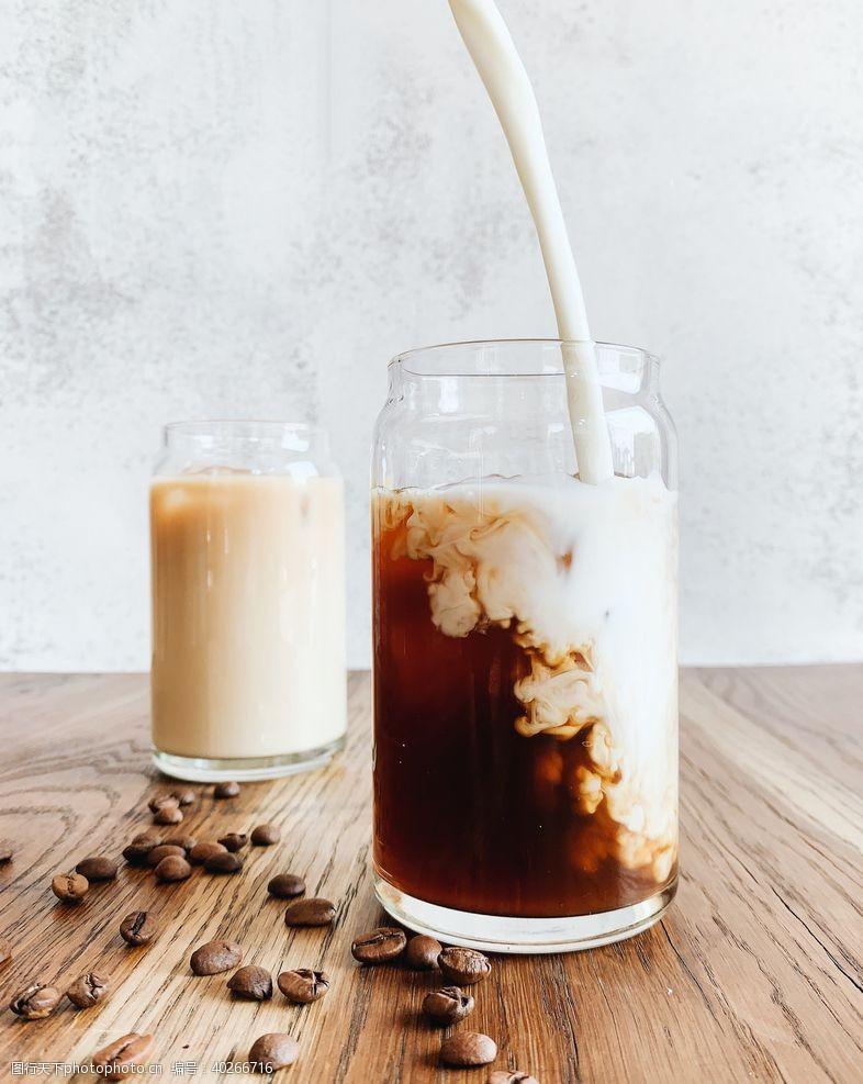 饮料牛奶图片