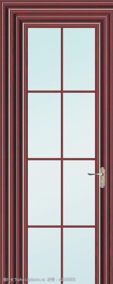 平开门厨房门阳台图片