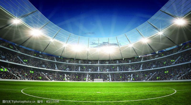 体育场照片图片