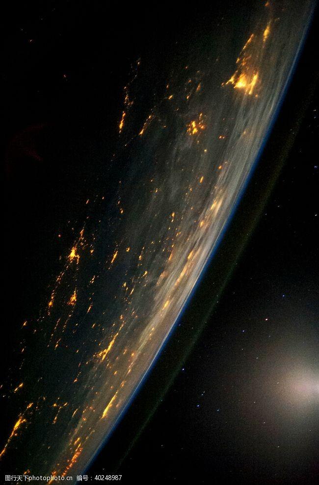 梦幻背景星体图片