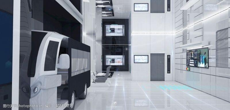 多媒体展厅设计图片