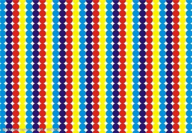 其他设计彩色圆圈纹理底图素材图片