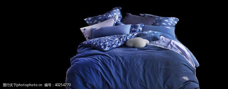 床上用品床图片