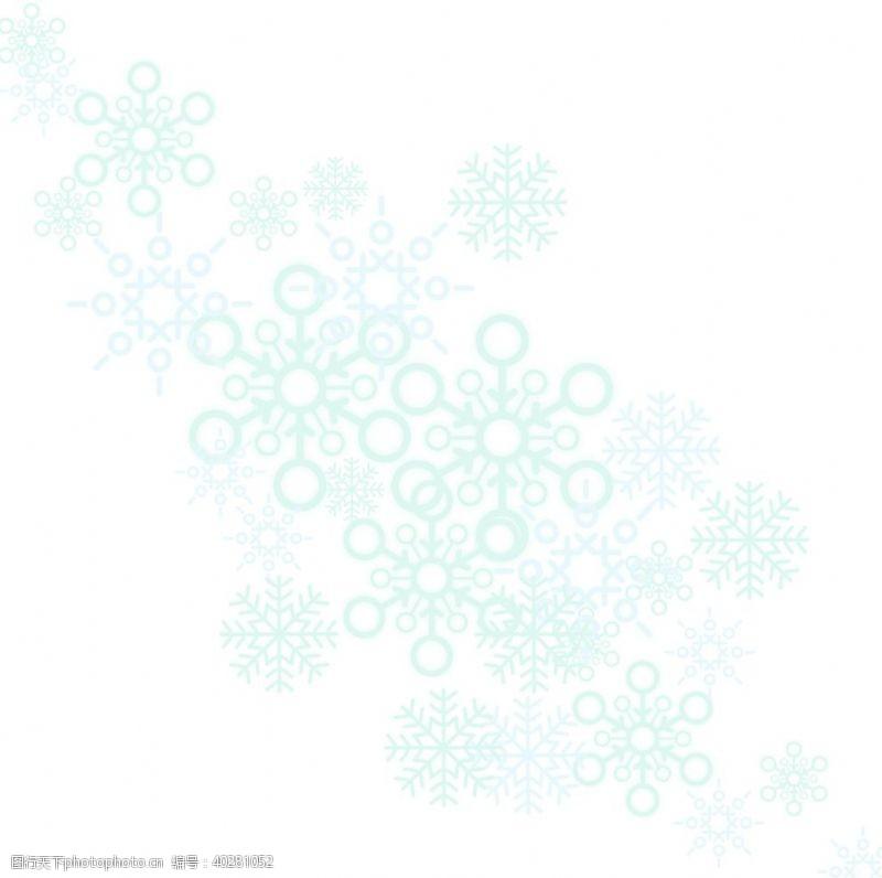 动漫动画大雪图片