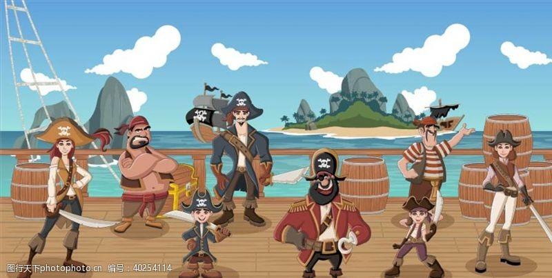 女人海盗图片