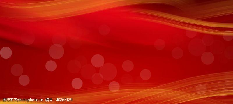 视觉红色背景图片