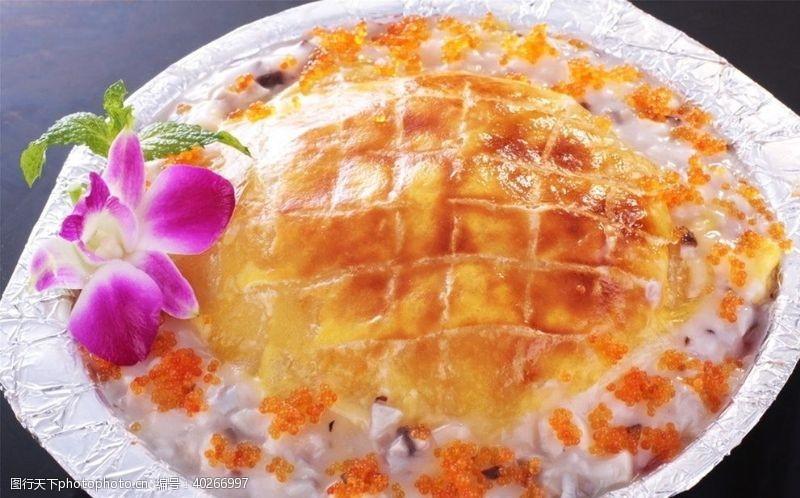 菠萝焗饭图片