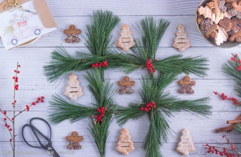 剪刀圣诞摆设图片