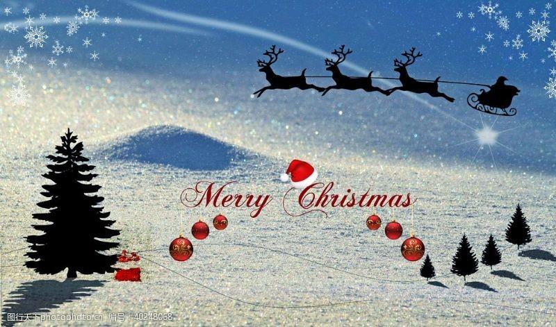 铃铛圣诞节图片