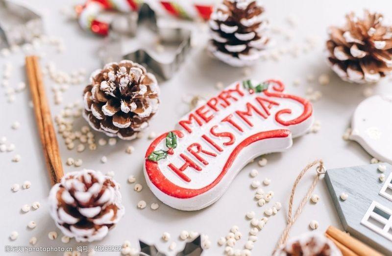节日庆祝圣诞节图片
