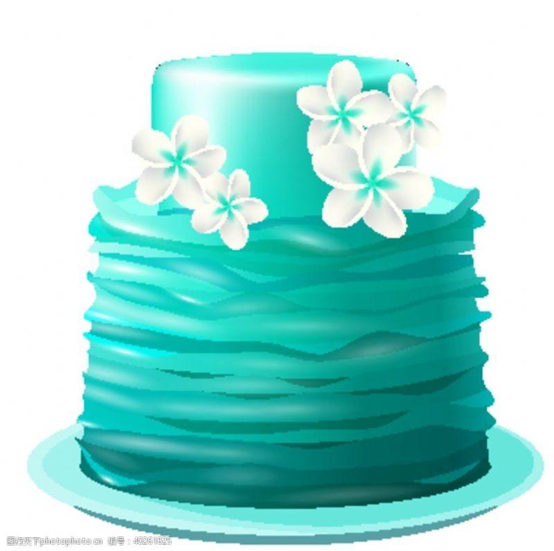 情人节素材矢量蛋糕图片