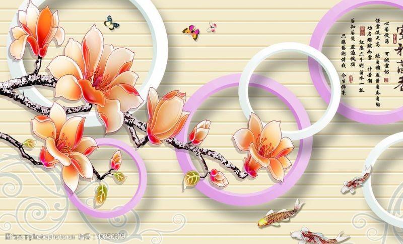 花背景室雅兰香图图片