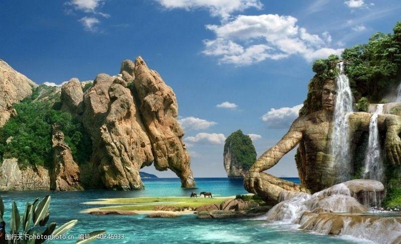 国外旅游泰国清迈风景图片