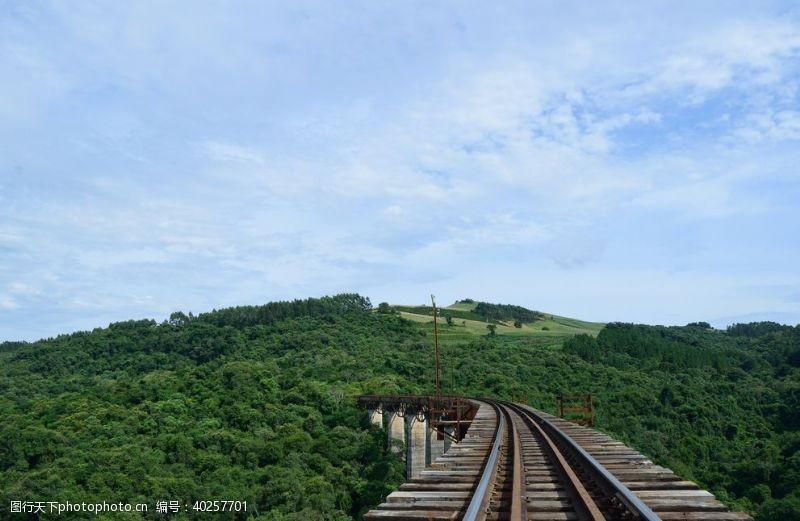 3d作品铁路图片