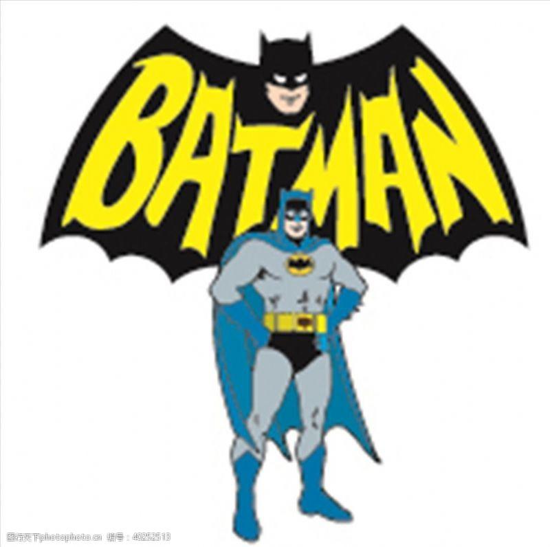 小人蝙蝠侠图片