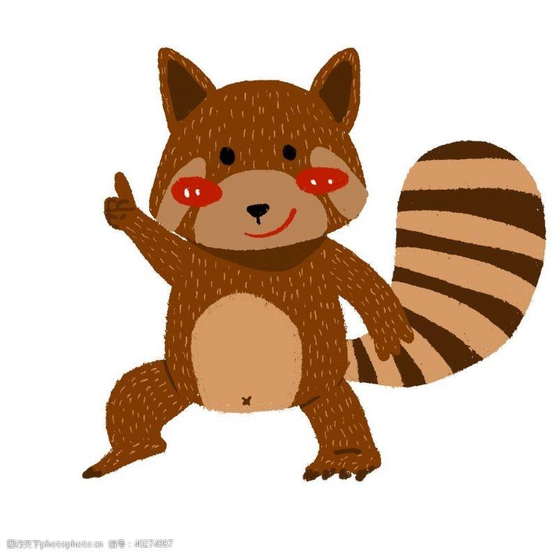 点赞的狐狸图片